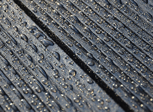 Weatherproof Plastic Decking By Plaswood
