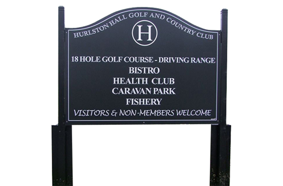 Way Marker Signs and Information Boards