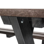 Plaswood HERO Access Recycled Plastic Picnic Table Details