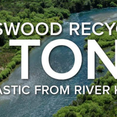 Recycling Plastic River Keele Plaswood