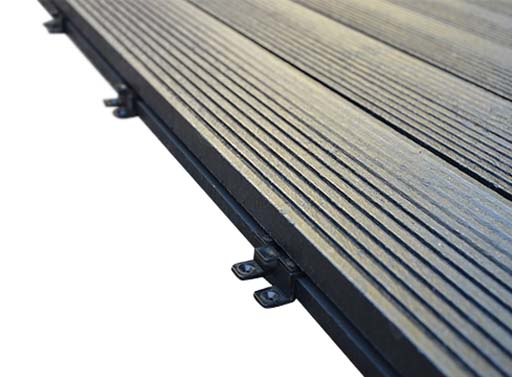 Plaswood Recycled Plastic Decking