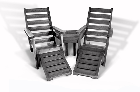 Chill Out Lounger Set
