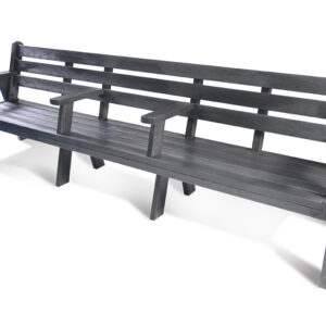 Benches Ideal For Social Distancing