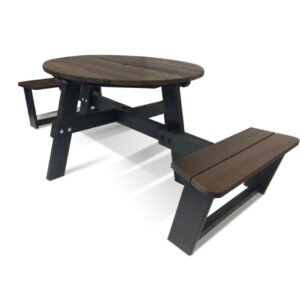 Plaswood Hero Adapt Bench With Social Distancing